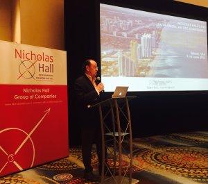 Nicholas Hall Miami